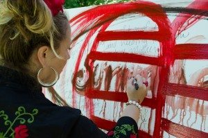 Painting the inner stories alive.