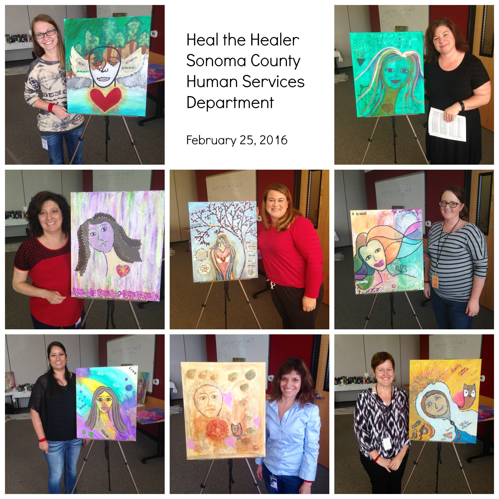 Healing the Healer-Sonoma County Human Services Department-2-25-16